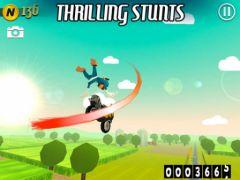 free iPhone app Nitro Chimp