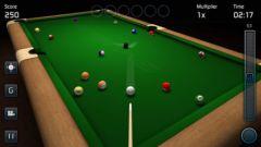 free iPhone app 3D Pool Game