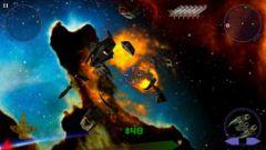 free iPhone app Space Wars 3D Star Combat Simulator