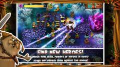 free iPhone app Wild Heroes