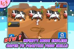 free iPhone app Rodeo Kid