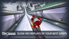 free iPhone app Ski Jumping Pro