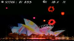 free iPhone app Firework Hero