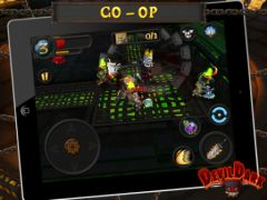 free iPhone app DevilDark: The Fallen Kingdom