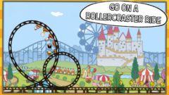 free iPhone app Snoopy Coaster