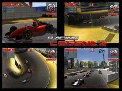 free iPhone app Racing Legends