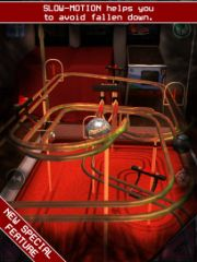 free iPhone app Ball Towers HD