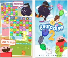 free iPhone app Bearadise 2