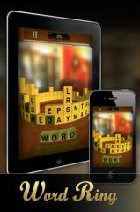 free iPhone app Word Ring