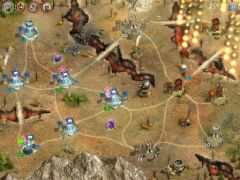 free iPhone app Fantasy Conflict HD