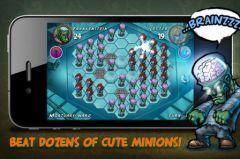free iPhone app Zombie Quest