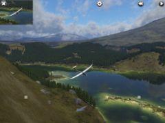 free iPhone app PicaSim - Flight Simulator