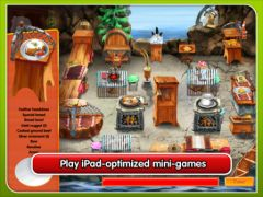free iPhone app Cooking Dash: Thrills and Spills Deluxe