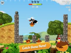 free iPhone app Flying Fox