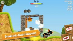 free iPhone app Flying Fox