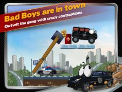 free iPhone app Car Toons!