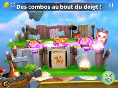 free iPhone app Skylanders Cloud Patrol