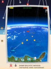 free iPhone app 247 MISSILES