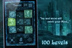 free iPhone app Frozen Equilibrium