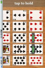 free iPhone app Poker Mayhem