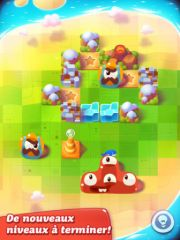 free iPhone app Pudding Monsters HD