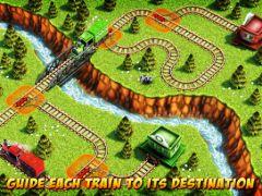 free iPhone app Train Crisis HD+