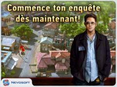 free iPhone app Mysteryville 2 HD