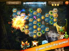 free iPhone app Last Temple 2