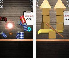 free iPhone app Tin Shot