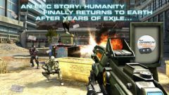 free iPhone app N.O.V.A. 3 - Near Orbit Vanguard Alliance