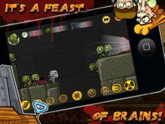 free iPhone app Zombiez!