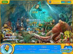 free iPhone app Fishdom H2O: Hidden Odyssey HD