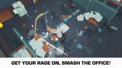 free iPhone app Smash the Office