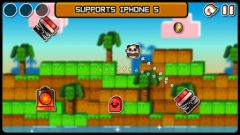 free iPhone app Land-a Panda