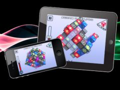 free iPhone app Chain3D