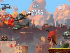 free iPhone app Demolition Dash HD
