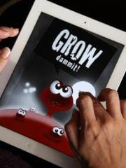 free iPhone app Grow Dammit!