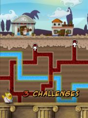 free iPhone app PipeRoll 2 Ages HD