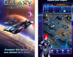 free iPhone app Galaxy Empire(Deluxe)