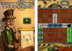 free iPhone app TRUpuzzlE