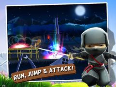 free iPhone app Mini Ninjas