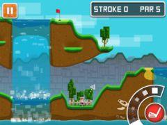 free iPhone app Golf Squared HD