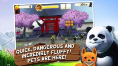 free iPhone app Mini Ninjas