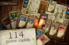 free iPhone app Two Towers