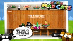 free iPhone app Super Mad Cats