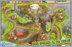 free iPhone app Island Tribe 2