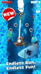 free iPhone app Captain Antarctica