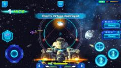 free iPhone app Galactic Phantasy Prelude
