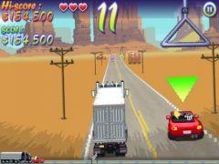 free iPhone app Truckers Delight