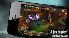 free iPhone app Vampire Season - Monster Defense